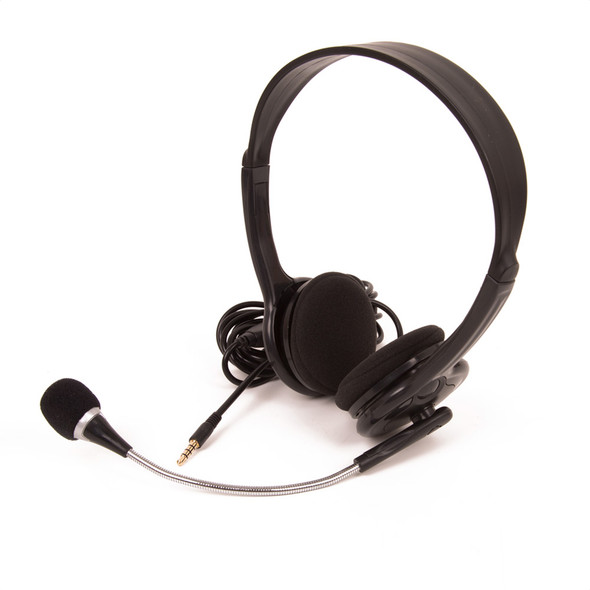 MCONNECTED Headsets With Mic Single Plug