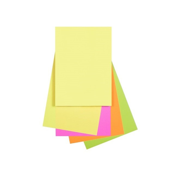 Quill Paper 80GSM A4 Pack 500 - Fluoro