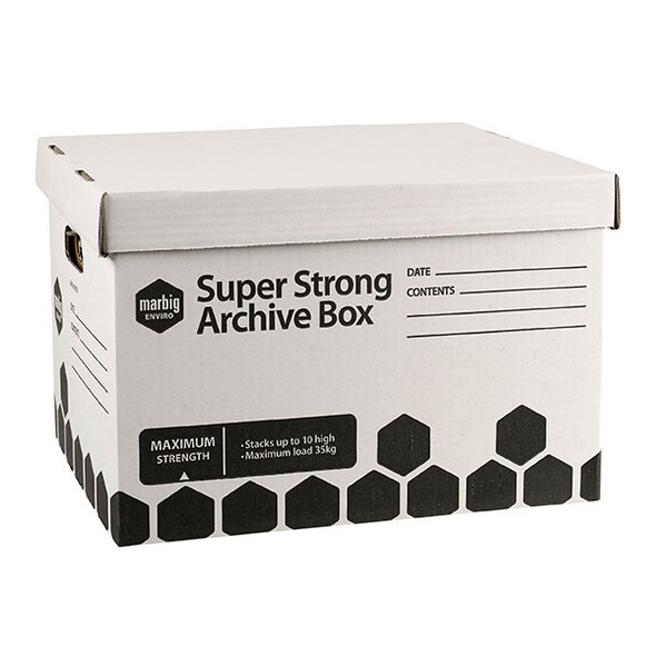 Marbig Archive Box Super Strong 80036