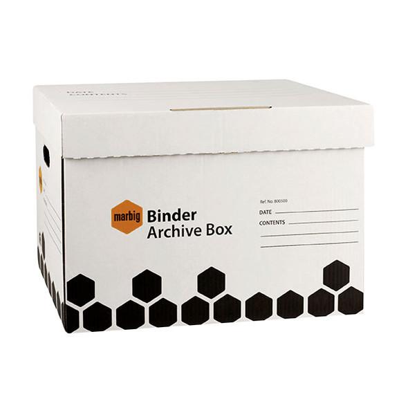 Marbig Archive Box Binder 800500