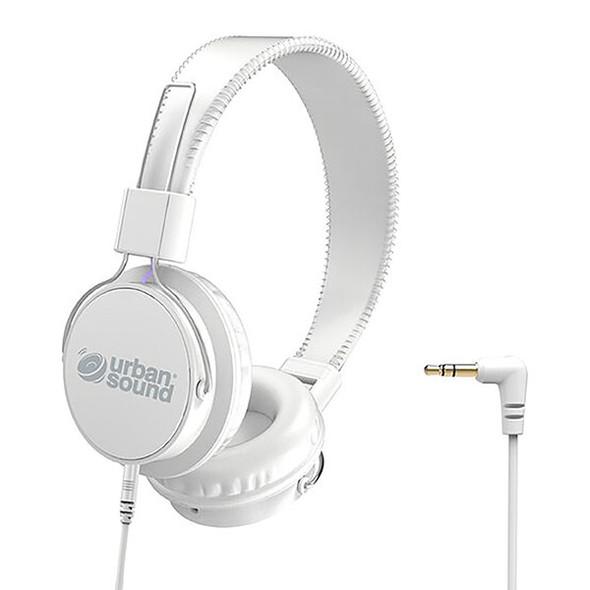 Verbatim 65531 Urban Sound Headphones White/White