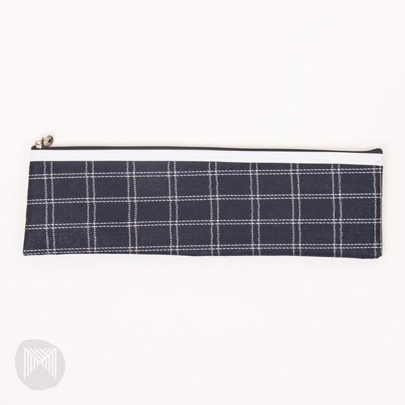 Micador Tartan Pencil Case 340x100mm