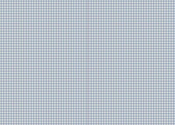 Writer Student Note Book White 64 Page Grid 5mm