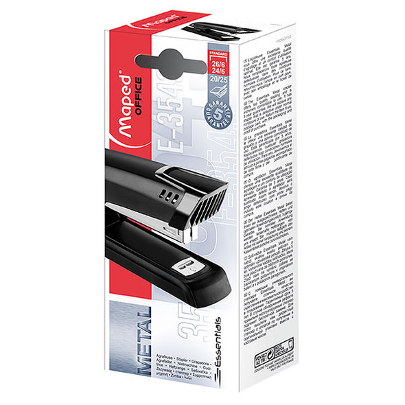 Maped Essentials Stapler Half Strip