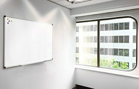 Copy of Visionchart Porcelain Whiteboard Magnetic 1800x900mm