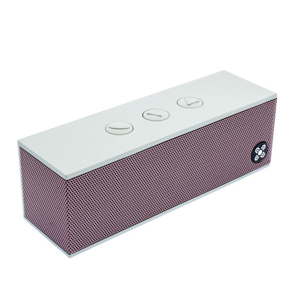 Moki BassBox Portable Wireless Speaker - Rose Gold
