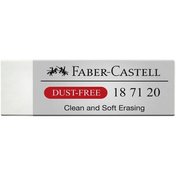 Faber-Castell Dust-free Eraser Large