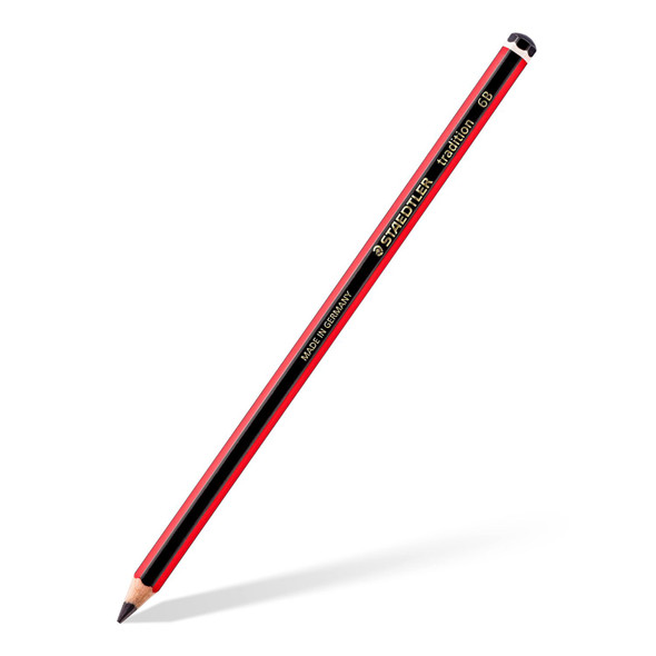 Staedtler 110-6B Tradition Pencils Box 12