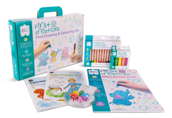 Educational Colours First Creations First Drawing Kit