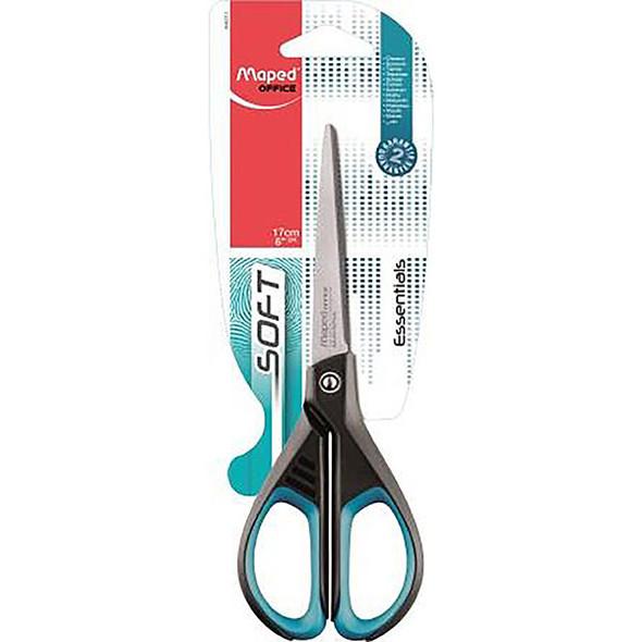 Maped Essentials Soft Scissors 17cm