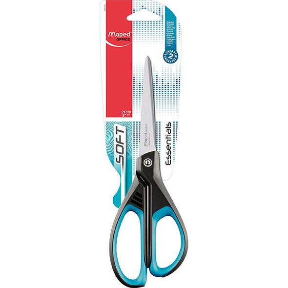 Maped Essentials Soft Scissors 21cm