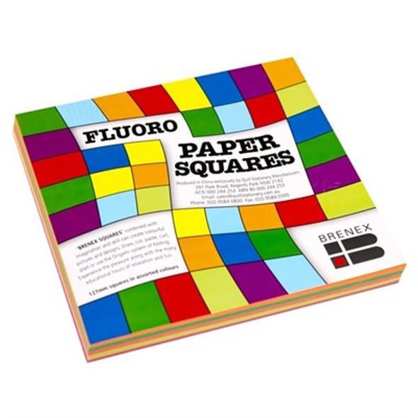Brenex Fluro Squares 127x127mm