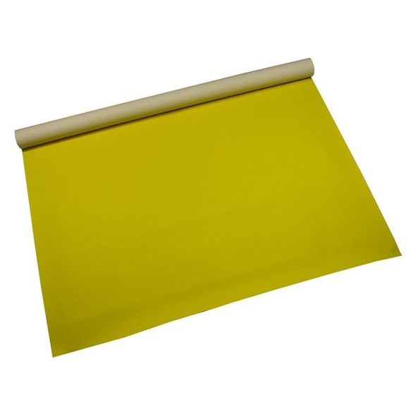 Brenex Display Paper Roll 70GSM 760mm X 10000mm - Yellow