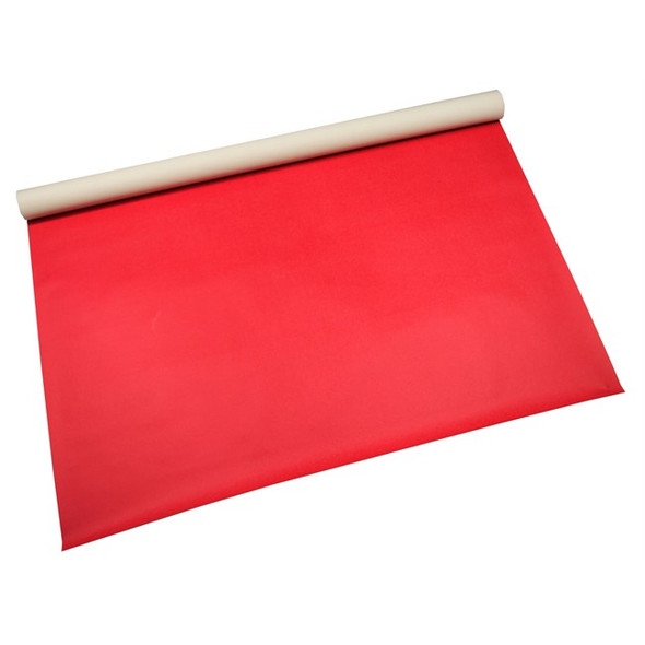 Brenex Display Paper Roll 70GSM 760mm X 10000mm - Red
