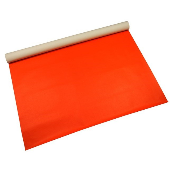 Brenex Display Paper Roll 70GSM 760mm X 10000mm - Orange