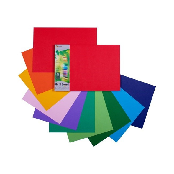 Quill Board 210gsm A3 Pack 25