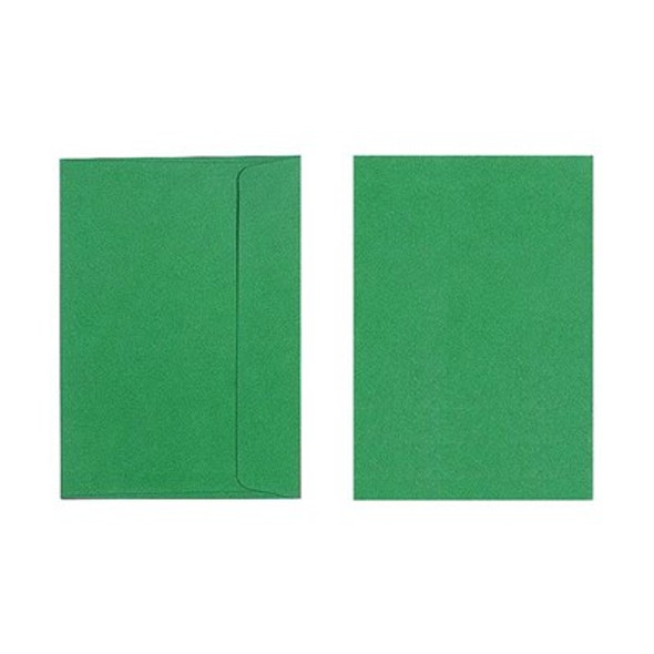 Quill C6 Envelope 80gsm Pack 25 - Emerald