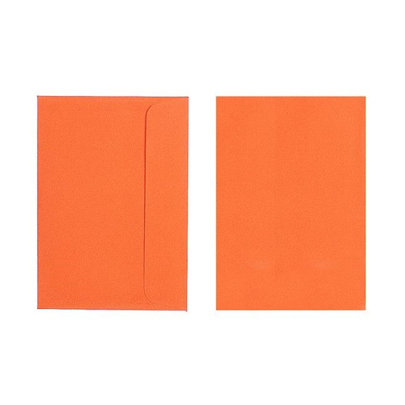 Quill C6 Envelope 80gsm Pack 25 - Orange