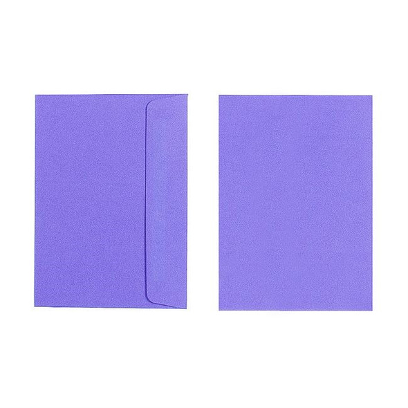 Quill C6 Envelope 80gsm Pack 25 - Lilac