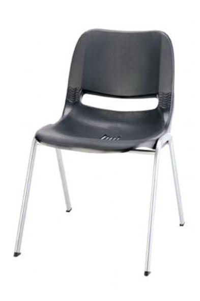 Sylex Tazz Stacking Chair Black