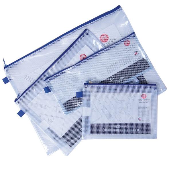 Micador Multi Purpose Pouch A4 Folio