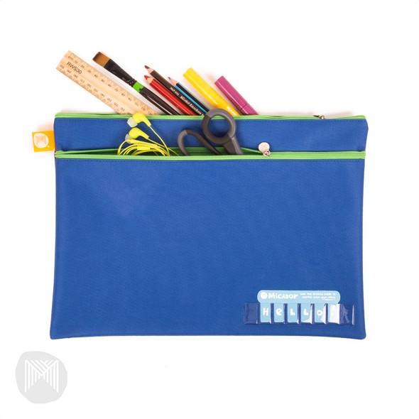 Micador Pencil Case 2 Zip