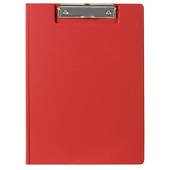 Marbig Clipfolder PE A4 Red