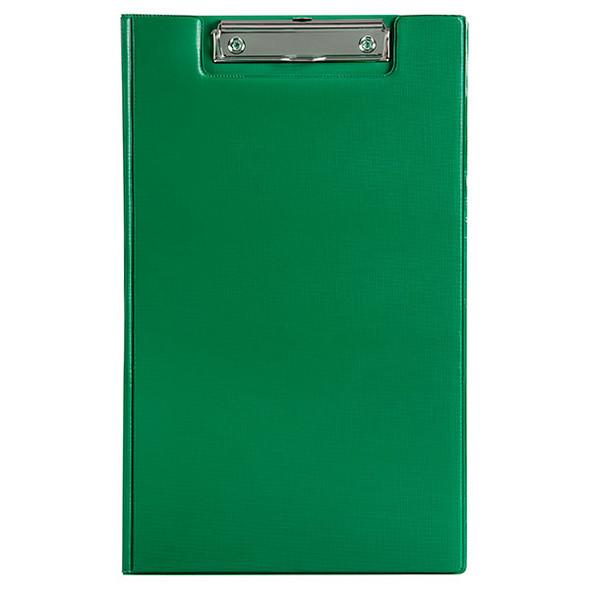 Marbig Clipfolder PE A4 Green