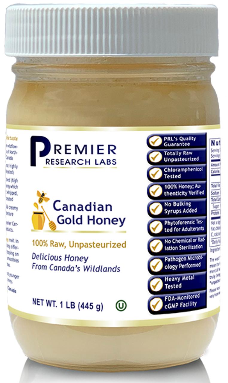 Canadian Gold Honey
