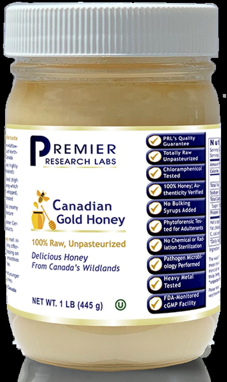 Canadian Gold Honey