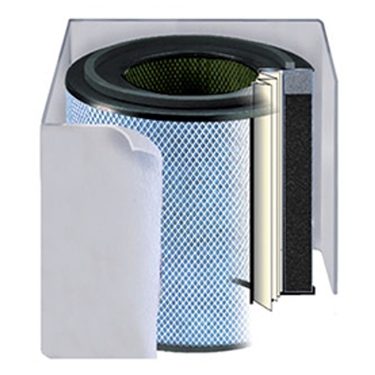 Replacement Filter - White
