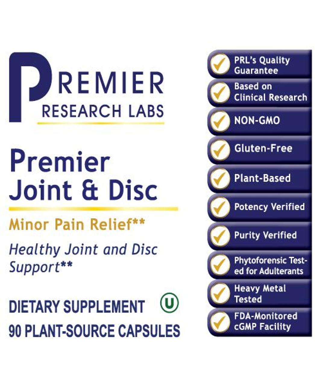 Joint & Disc, Premier