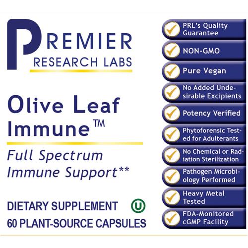Olive Leaf Immune'™