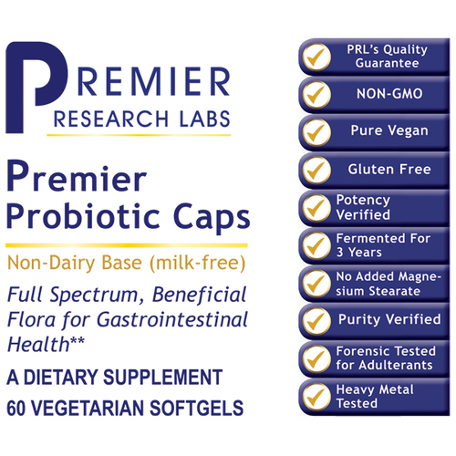 Probiotic Caps, Premier
