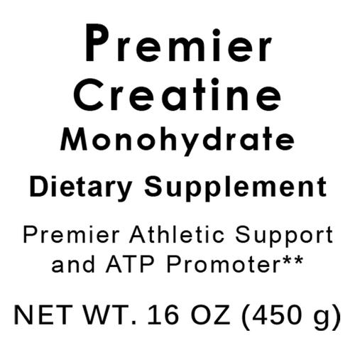 Creatine Monohydrate, Premier (16 oz)