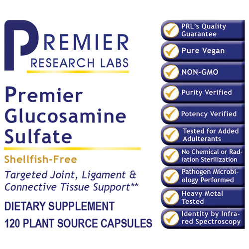 Glucosamine Sulfate, Premier