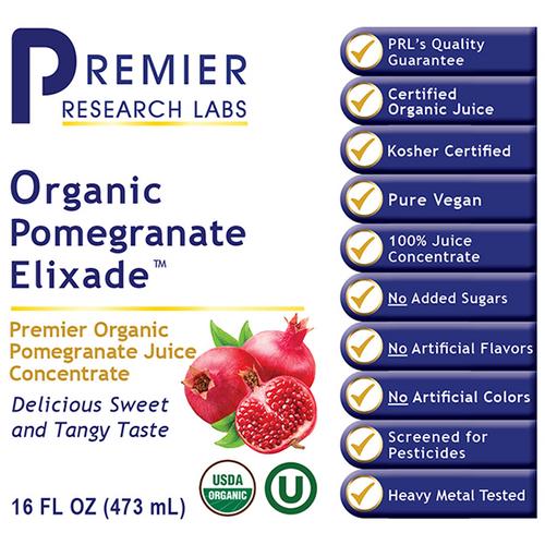 Organic Pomegranate Elixade'™