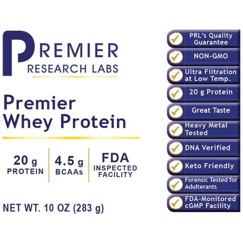 Whey Protein, Premier