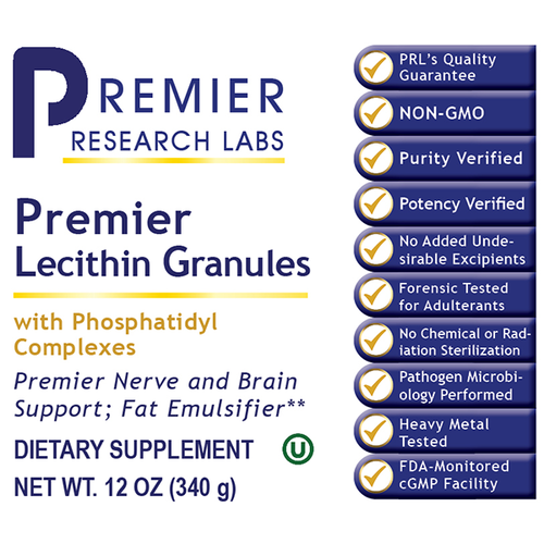 Lecithin Granules, Premier