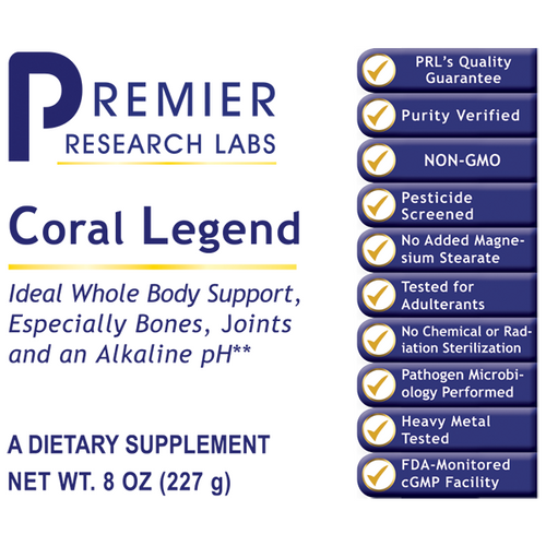 Coral Legend (8oz Powder)