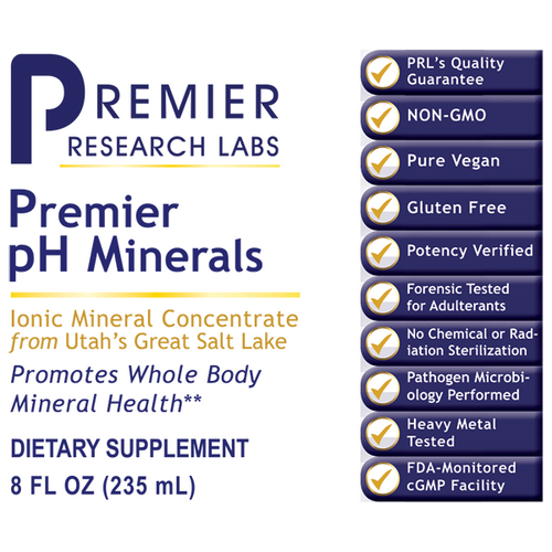 pH Minerals, Premier (8 oz)