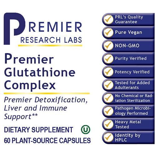 Glutathione Complex, Premier
