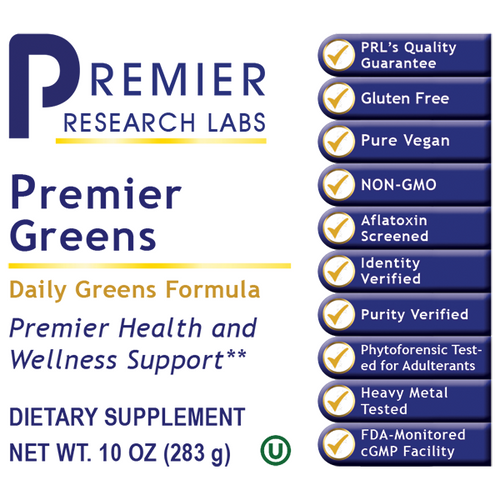 Greens, Premier (Powder)