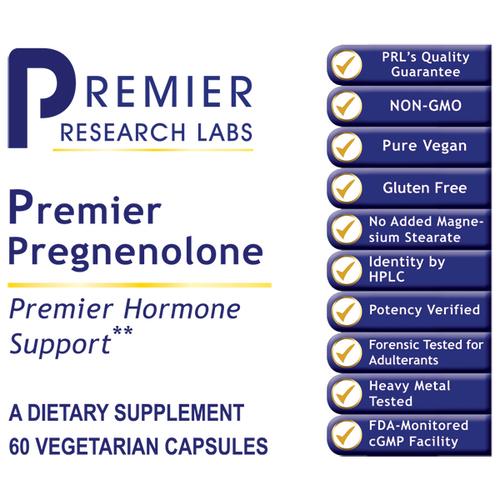 Pregnenolone, Premier