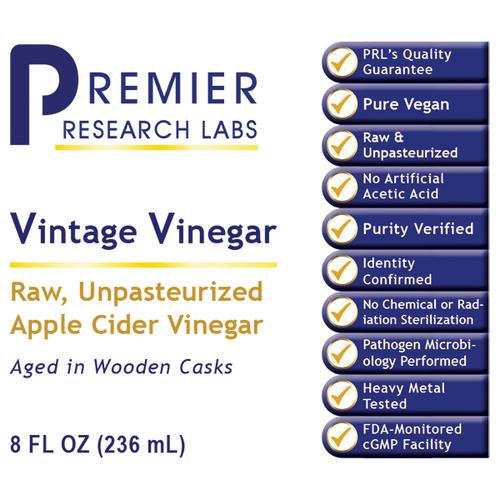 Vintage Vinegar, Premier
