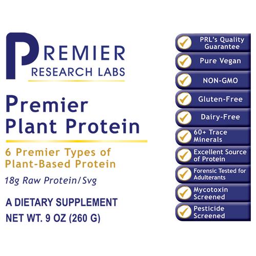 Plant Protein, Premier