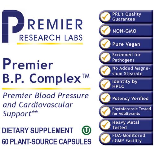 B.P. Complex™, Premier