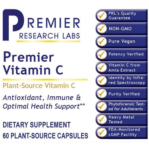 Vitamin C, Premier