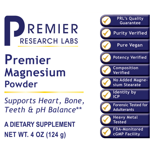 Magnesium, Premier