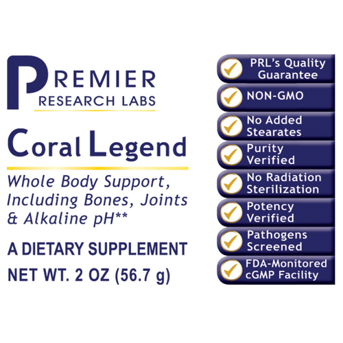 Coral Legend (2oz Powder)